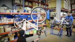Bicing elèctric, projecte d'innovació tecnològica