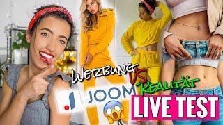 ERSTER JOOM HAUL | Flop oder Top?! | Live Try On Haul | Werbung vs Realität