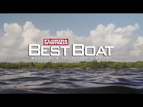 Florida Sportsman Best Boat - Scout 215XSF, Glasstream 260 TE, Buddy Davis 34