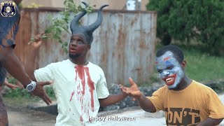 HALLOWEEN GONE WRONG- OFFICER WOOS- EPISODE 70 - SMALL STOUT | AFRICAN PENCIL GEE