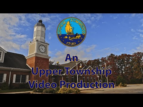 Upper Township Committee Meeting 7/10/17