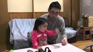 Anninha nervosinha # bebê # japão # 1 ano e 2 meses