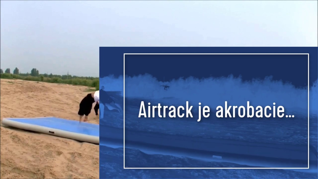 Airtrack je Airtrax