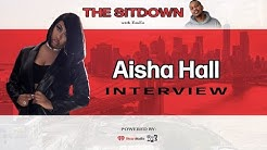 Aisha Hall Speaks On BET's Trap Queens, Writing A Book, Pursing Music and Much More!