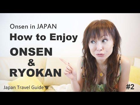 ONSEN in JAPAN 温泉: How to enjoy ONSEN & RYOKAN #2 : Japan Travel Guide
