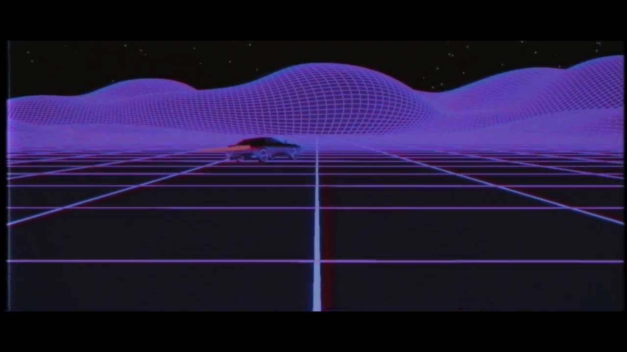 80s new retro wave style intro youtube