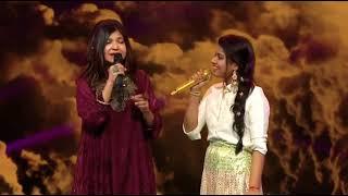 Alka yagnik performing on Agar tum saath ho with arunita indian idol 12 30th January 2021