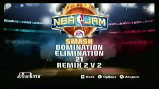 Wii NBA JAM Review HD