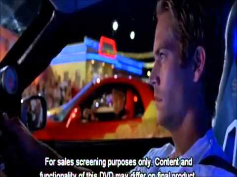 2 Fast 2 Furious Soundtrack Video HD