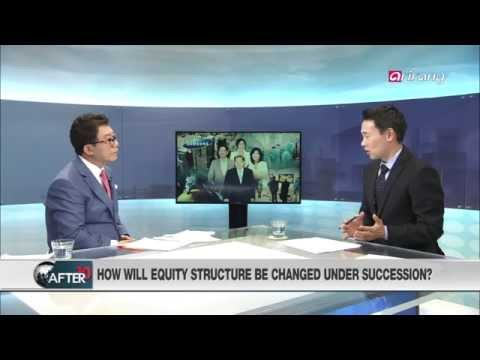 After10 - Ep165C03 How will Equity Structure be Changed under Succession?