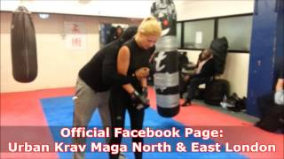 Ladies Fight at Urban Krav Maga North & East London