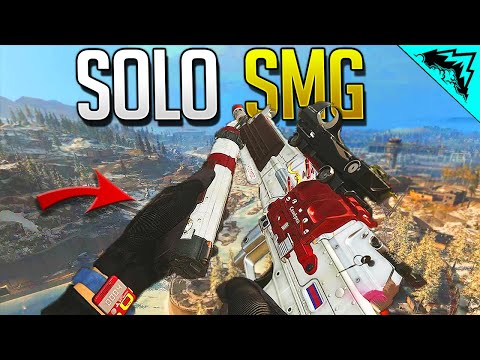 This is the ONLY SMG I will use in Warzone Solos...
