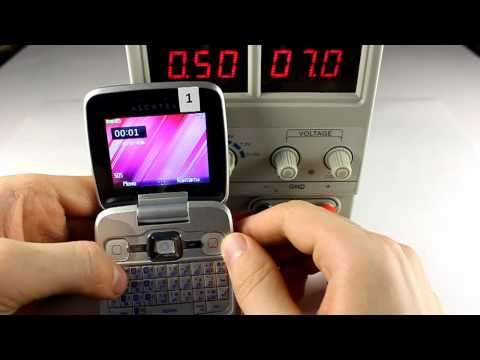 TechnoCrash#42: Alcatel OT-808: Providing the phone with incorrect power