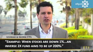 Tips for Making Short and Leveraged ETFs Work for You