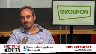 Bootstrapping with Eric Lefkofsky of Groupon on the tastytrade network