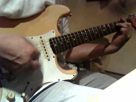 Prisoner of Your Love / Yngwie.J.Malmsteen (Cover)