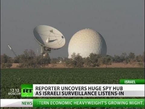 Big Ears: 'Largest' secret spy hub uncovered in Israel