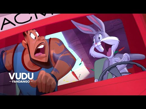 Download Space Jam: A New Legacy 7 Minute Preview - Exclusive (2021)   Vudu