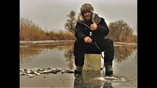 Зимняя рыбалка. В Поисках Трофеев там где не бывает Глухозимья.