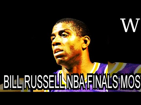 BILL RUSSELL NBA FINALS MOST VALUABLE PLAYER AWARD - WikiVidi Documentary
