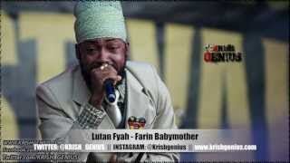 Lutan Fyah - Farin Babymother [Bad Intro Reloaded Riddim] Jan 2013