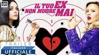 IL TUO EX NON MUORE MAI (2018) con Gillian Anderson e Mila Kunis | Trailer Italiano Ufficiale HD
