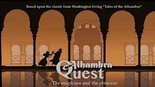 Washington Irving's The Magician And the Princess