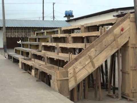 08 08 2011 alfredo santos drct escuela aida leon sobre for Construccion de gradas de concreto