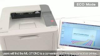 Samsung Laser Printer ML-3710ND