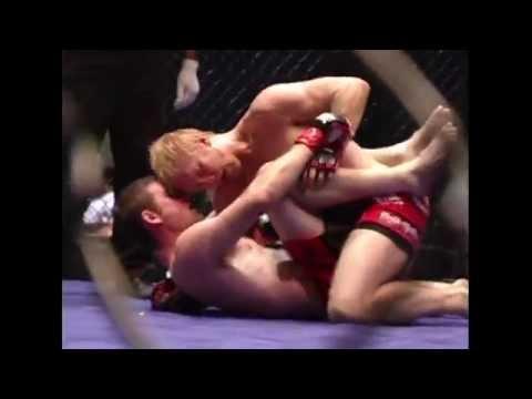 TFA Lightweight MMA World Title Fight: Toby TigerHeart Grear VS Brett Cooper