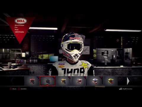 MXGP 3 Custom gear and custom bike graphics mod