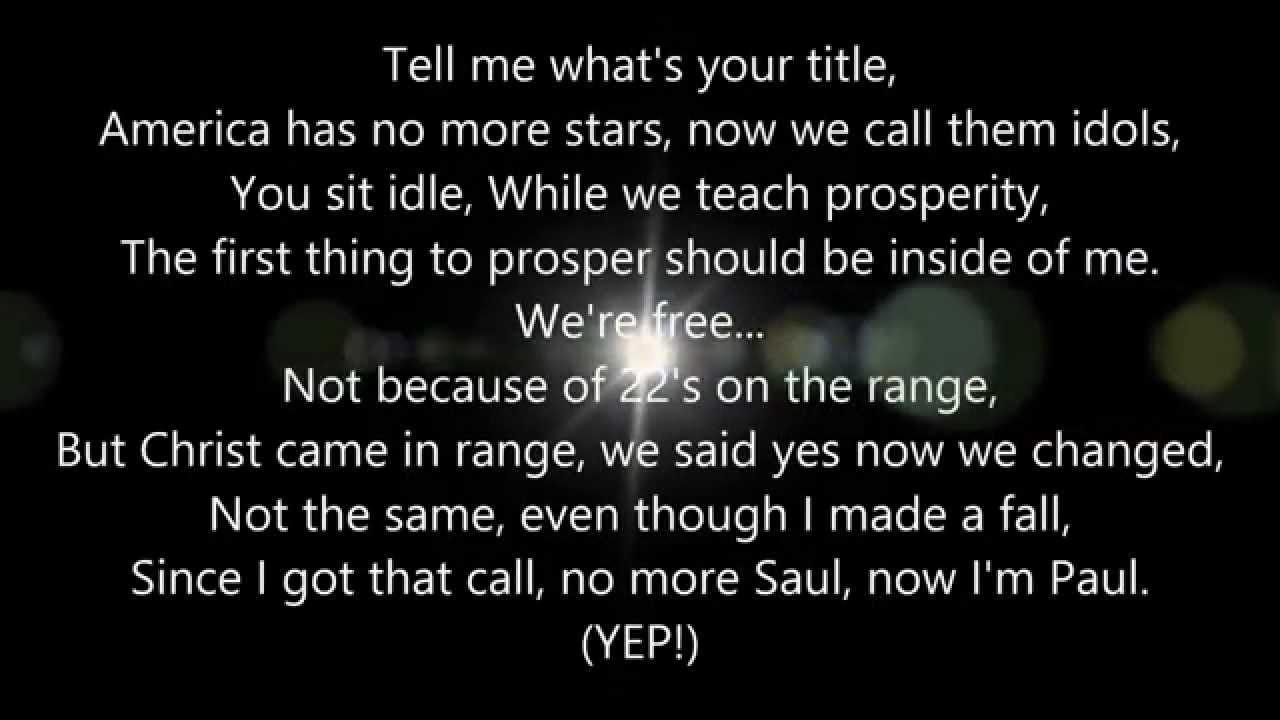 Lose my soul lyrics