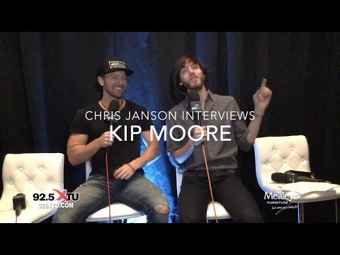 Chris Janson Interview Kip Moore