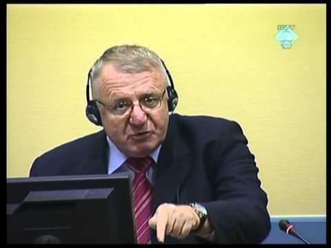 Further Initial Appearance  (3rd Contempt Case) - Šešelj - 4 November 2011