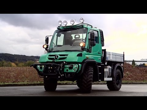 Unimog Euro VI [Official Trailer]