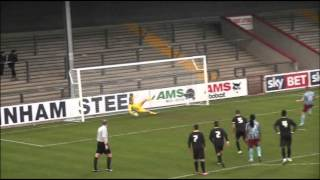 iron reserves 4-1 sheffield wednesday reserves - the goals