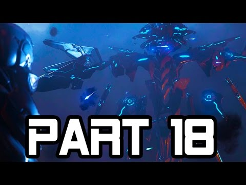Halo 5 Gameplay Walkthrough Part 18 - GUARDIAN RIDE - Mission 12!! (Halo 5 Guardians Gameplay)