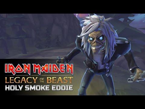 Iron Maiden: Legacy of the Beast Holy Smoke Eddie