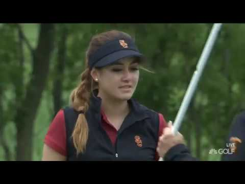 NCAA Women's Golf: USC Falls to Northwestern