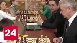 В Москве после реставрации открылся Центральный дом шахматиста(, 2016-12-23T19:19:23.000Z)