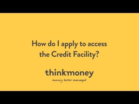 How do I apply to use my Credit Facility?
