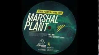 Ronan Portela, Ariel Rodz -  Marshal Plant [Hermine Records 017]