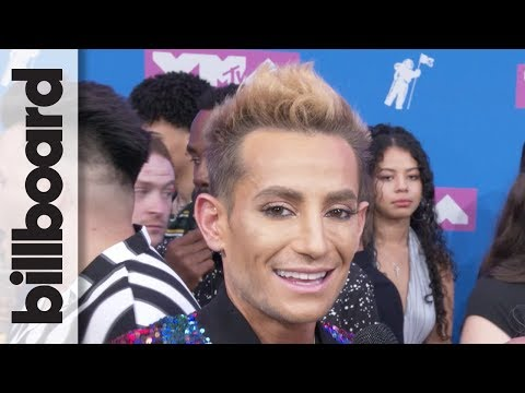 Frankie Grande Talks Ariana's Engagement & Says He Loves Pete Davidson | MTV VMAs 2018