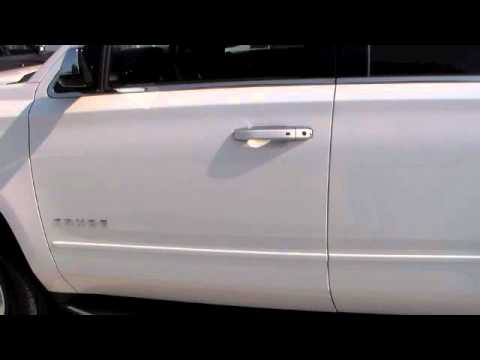 How To Use Passive Entry on a 2016 Chevrolet Tahoe - YouTube