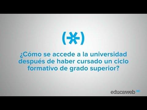 Los Ciclos Formativos De Grado Superior Educaweb Com