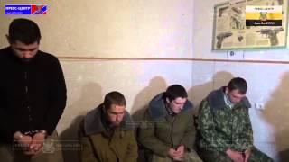 В Новороссии задержали лже ополченцев. ДНР ЛНР