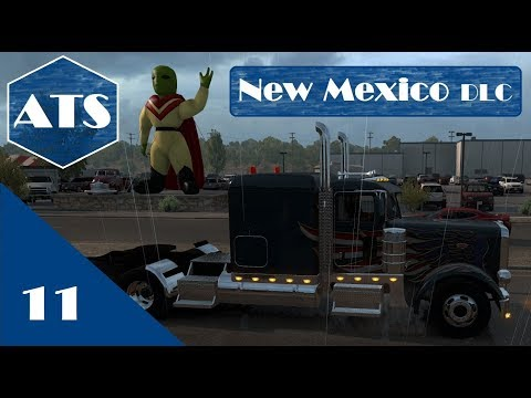 American Truck Simulator | DLC New Mexico #11 Air Cargo