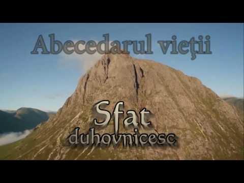 ABECEDARUL VIETII - SFAT DUHOVNICESC
