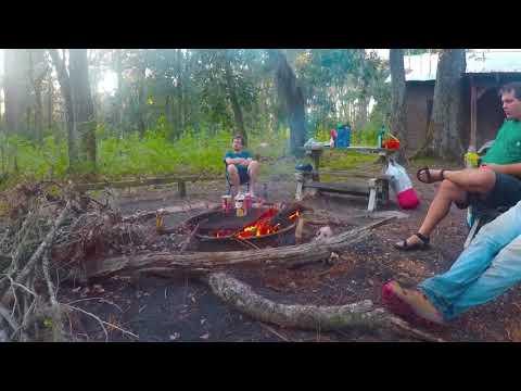 Okefenokee Swamp - Stephen Foster to Floyd's Island