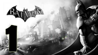 Batman Arkham City: Modo Historia Gameplay - Parte 1 [HD] (X360/PS3/PC)